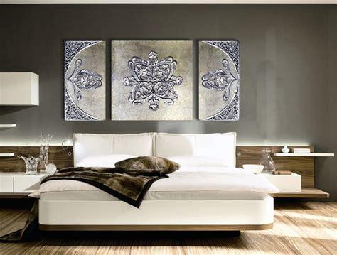 cuadro para dormitorio cuadros tripticos ideas 237 culos decoraci 243 n