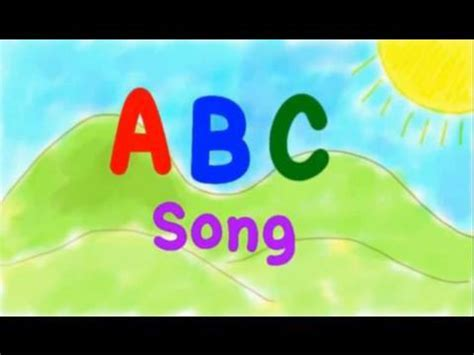 Abc Spon the abc song