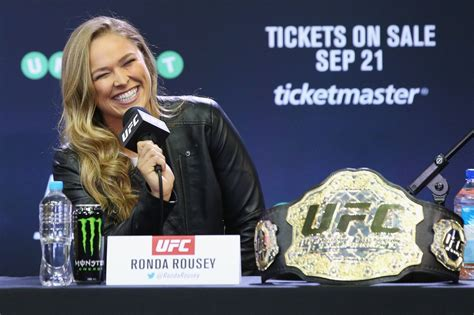 rhonda rousey seattle mist badass ronda rousey gives best anti marijuana prohibition
