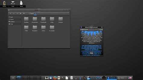desktop themes for ubuntu 15 10 how to install enlightenment e19 in ubuntu 15 10 15 04