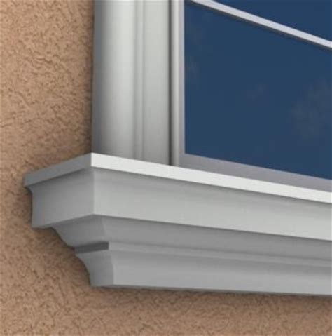 Exterior Window Sill Moulding Mx207 Exterior Window Sills Molding And Trim Toronto