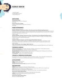 Resume Design Ideas by 30 Simple Resume Design Ideas That Work