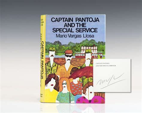 captain pantoja and the captain pantoja and the special service raptis rare books