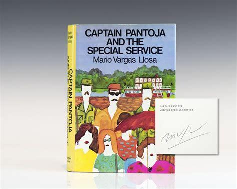 captain pantoja and the captain pantoja and the special service raptis rare books