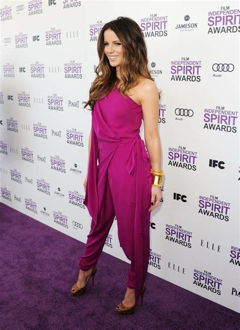 Independent Spirit Awards Kate Beckinsale by Kate Beckinsale Independent Spirit Awards 2012