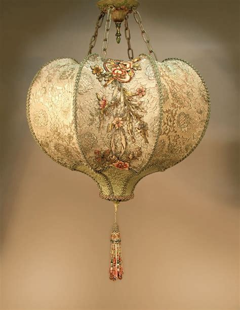 vintage silk l shades 17 best images about victorian vintage antique lshades