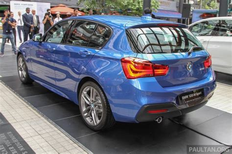 Bmw 1 Series Advantage Package by Bmw 1 Series Facelift Launched 120i M Sport Ckd Rm220k