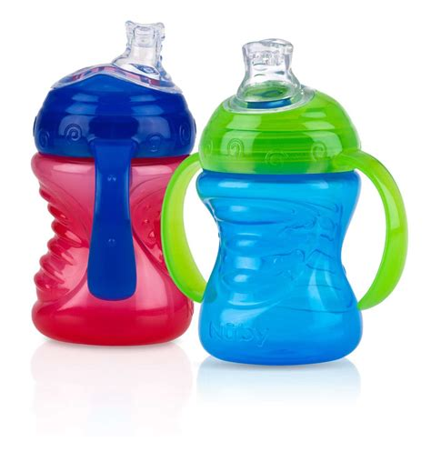 Dijamin Nuby Sippy Cup the best sippy cups for every age the seasoned