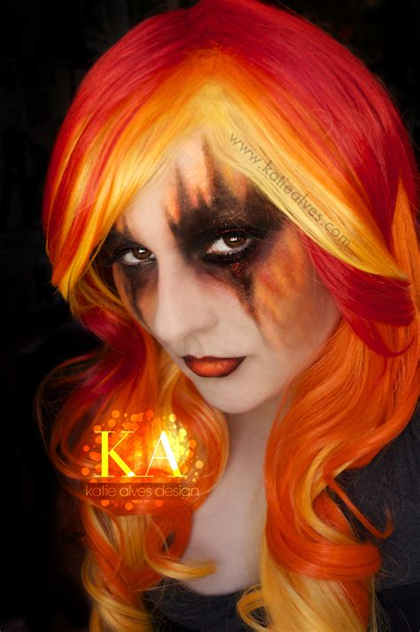 Makeup For The Apocalypse by The Four Horsemen Of The Apocalypse War By Katiealves On