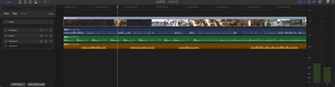 final cut pro compound clip thoughts on the new fcp x 10 3 update why audio lanes