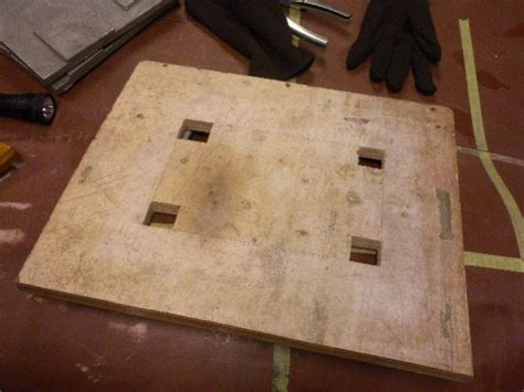 follow board pattern in casting what is a quot cradle board quot as used in pattern making and