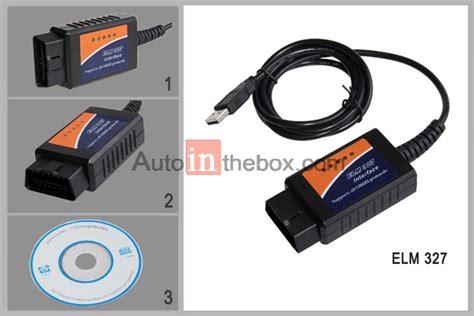 Car Diagnostic Obd2 Obdii Elm 327 V 15 Wifi Scanner Original 10 00 elm 327 usb obd obdii cable for car diagnostic interface scanner tool