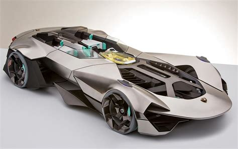 The Car Lamborghini by Lamborghini Quanta Concept Cars Diseno Art