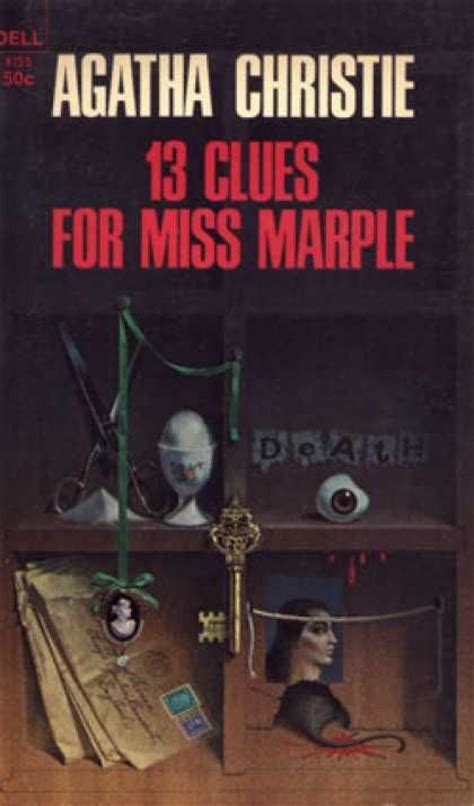 the thirteen problems miss b0046re5ae 13 clues for miss marple by agatha christie also published as quot the thirteen problems quot and quot the