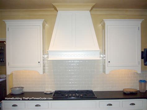 go with a subway tile backsplash for classic style