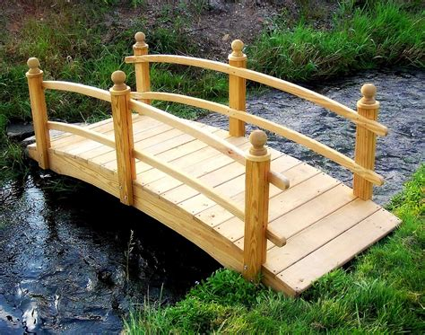 Backyard Bridges by Garden Bridge Ideas Home Interior Design