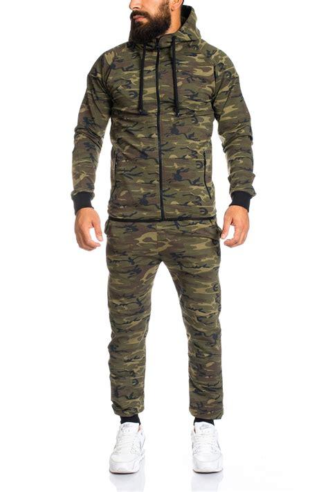 Camouflage Jacke Herren by Herren Camouflage Army Jogginganzug Hose Jacke