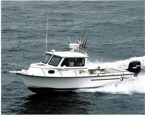 offshore pilot house boats sold 2004 c hawk 25 pilot house w df250 suzuki