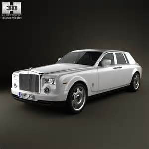 Rolls Royce Models Rolls Royce Phantom 2011 3d Model Humster3d