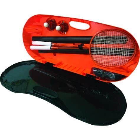 backyard badminton set itza badminton set portable badminton game watersports 81113 4 stream machine
