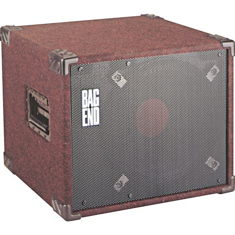 bag end s15lx d 1x15 bass cabinet music123
