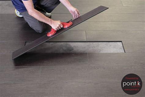piastrelle sottilissime un guanto tecnologico a pavimento