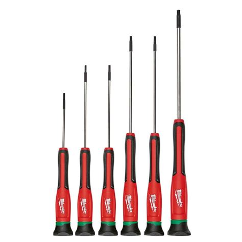 Multifunction 6 In 1 Screwdriver Bit 360 Obeng milwaukee 10 in 1 ecx ratcheting multi bit screwdriver set 48 22 2301 the home depot