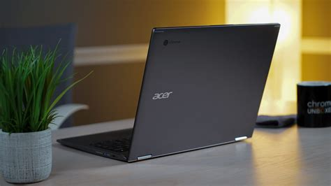 acer chromebook spin  review
