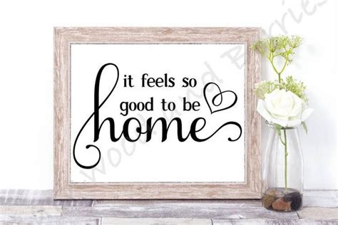 it feels homey it feels so good to be home svg by barn design bundles