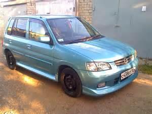 2002 mazda demio pictures 1 3l gasoline ff automatic