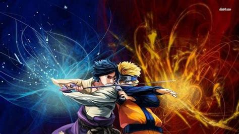 wallpaper anime terbaik 25 wallpaper gambar foto sasuke dan naruto aktual id