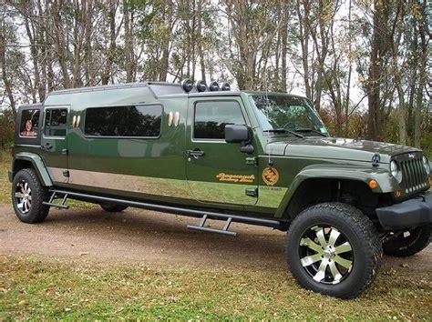 Jeep Wrangler Limo Jeep Wrangler Limo Trucks