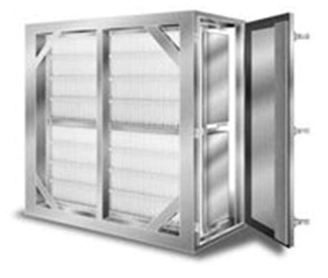 Furnace Filter Housing by Hvac Filtration Industry Air Sales Ltd