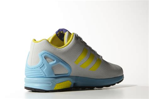 Adidas Xz Flux Glow In The adidas orginals zx flux glow in the