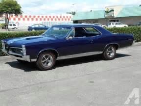 Pontiac Gto 1967 For Sale 1967 Pontiac Gto For Sale In Renton Washington Classified