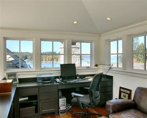 Garage Office Designs office above garage home design ideas pictures remodel and decor