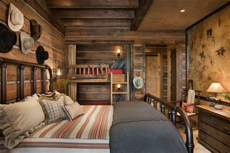 Rustic Bedrooms Design Ideas Canadian Log Homes Rustic Room