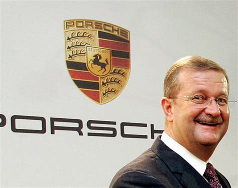 Wiedeking Porsche by Wendelin Wiedeking Leaves Porsche Gets 50m Euros