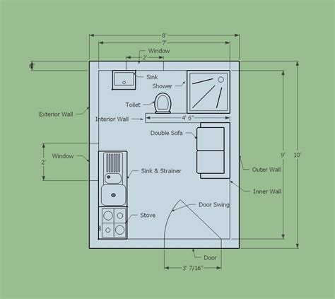 sketchup floor plan template create floor plans using sketchup