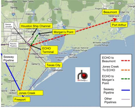 echo texas map echo and the blending texas terminal wars rbn energy