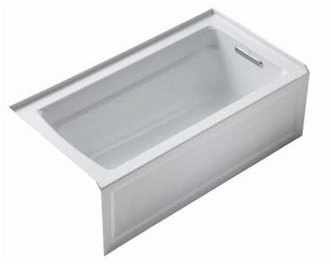Kohler Archer Bathtub by Archer Tub By Kohler Terry Plumbing Remodel Diy