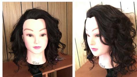 how to cut a 360 degree haircut long layered hair cut tutorial 180 degree haircut youtube