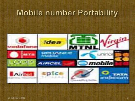 mobile portability number mobile number portability
