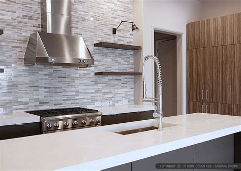 Modern Kitchen Countertops And Backsplash Kitchen Cabinets White Quartz Countertop With Modern