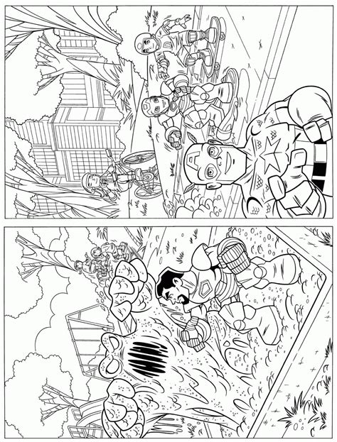 superhero christmas coloring page download superhero squad coloring pages superhero