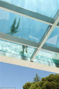 glass bottom pool marbella holiday villa with glass bottom infinity pool