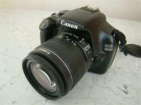 Kamera Canon Eos 1100d Kit Ef S18 55mm canon eos 1100d