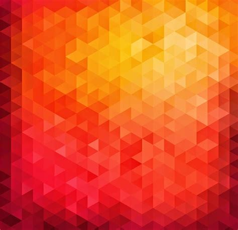 vibrant wallpaper orange abstract vibrant background free vector in