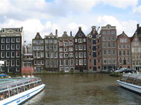 fotos de amsterdam holanda fotos de fachadas de casas t 237 picas de amsterdam holanda