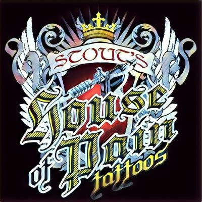 House Of Pain Tattoo Jacksonville Nc | stout s house of pain tattoo studio in jacksonville nc